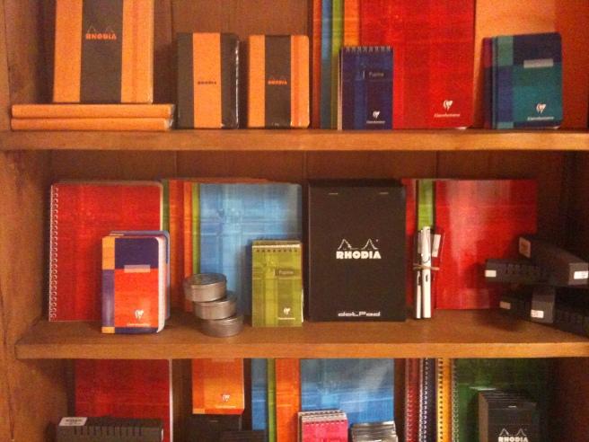 Rhodia notebooks