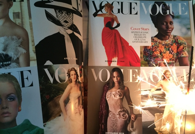 Vogue 125th issue