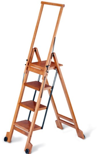 Step ladder by Biblio