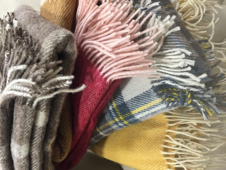Italian Wool Blankets