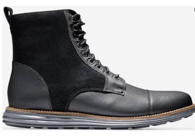 Cole Haan Cap Toe Boot