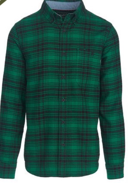 Woolrich, flannel shirt