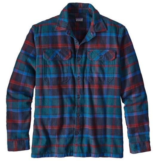 Patagonia flannel shirt