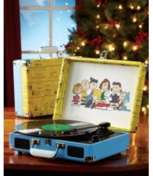 The Vermont Country Store, Peanuts Record Player