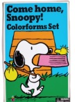 The Vermont Country Store, Peanuts Colorforms