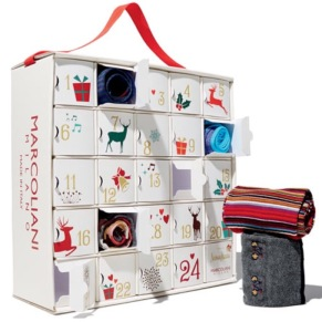Neiman Marcus, Marcoliani Advent Calendar of Socks