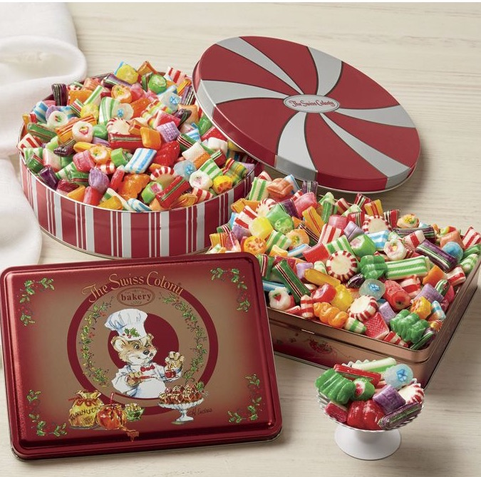 Old Fashion Christmas Candy