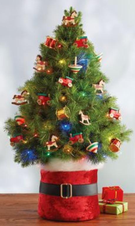 Harry & David, Clasdic Toy Tree