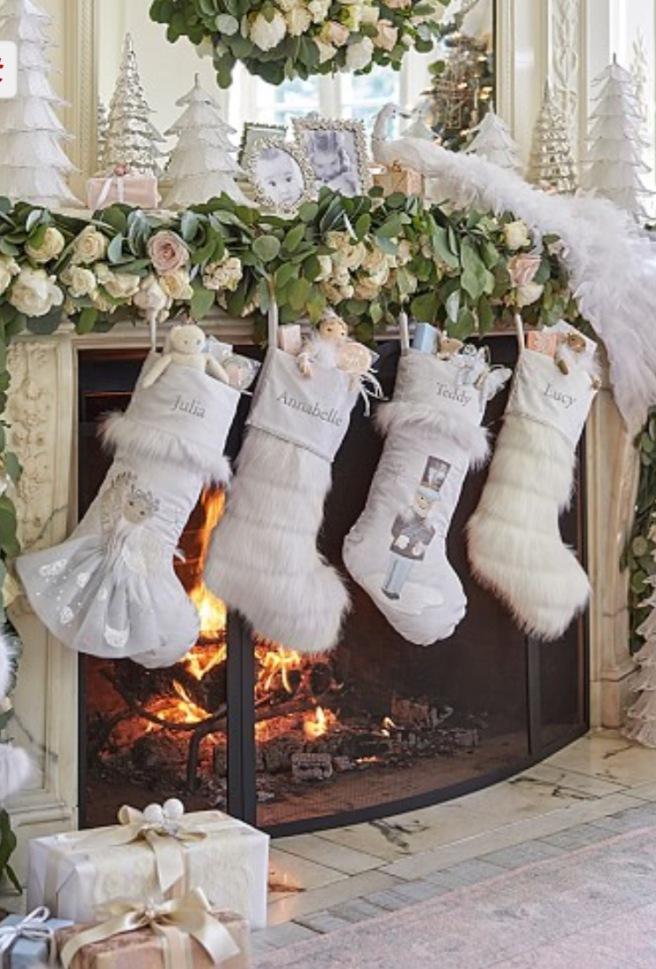 1st Christmas Stockings