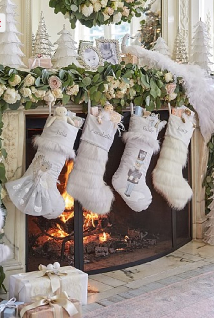 1st Christmas Stockings
