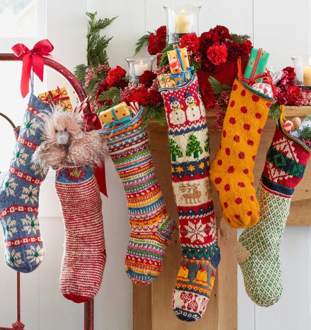 Heirloom Christmas Stockings