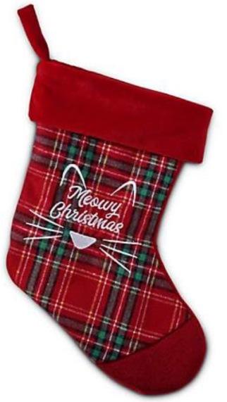 Petco, Cat Christmas Stocking