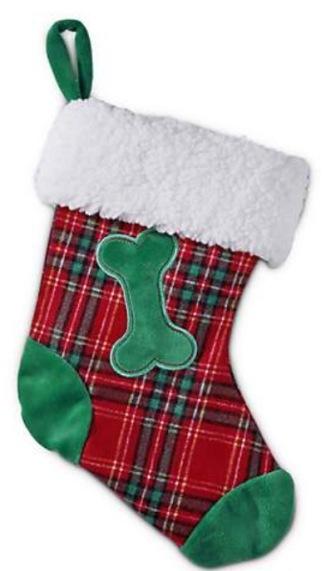 Petco, Dog Christmas Stocking