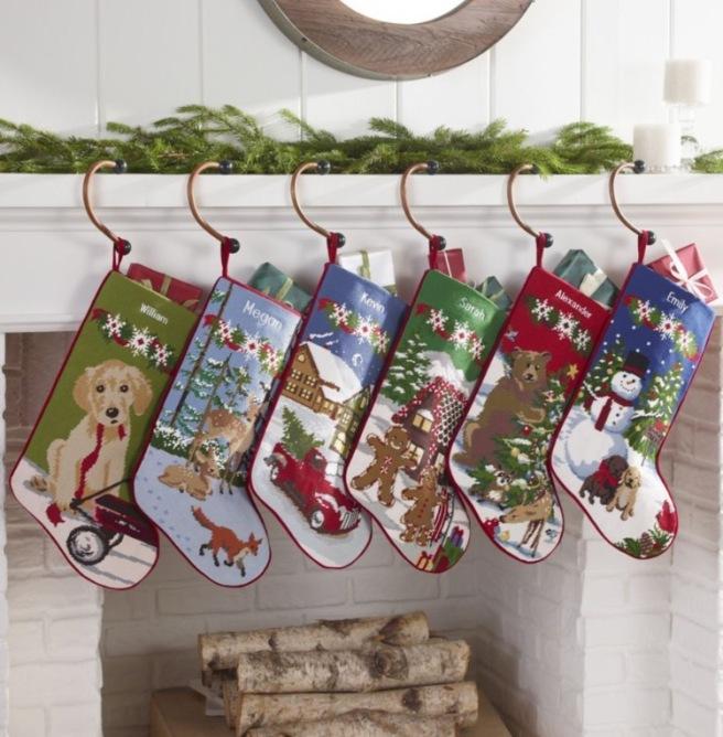 llbean, Christmas Stockings