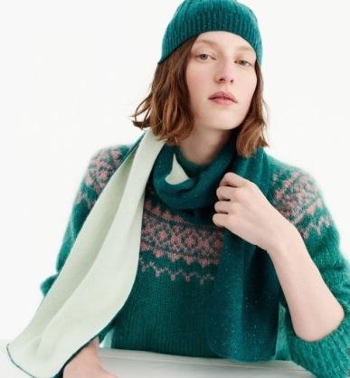 Jcrew Women's Cashmere scarf