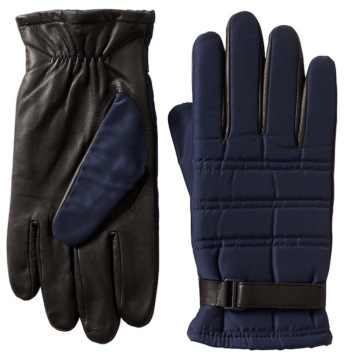 Banana Republic Men's quilted gloves