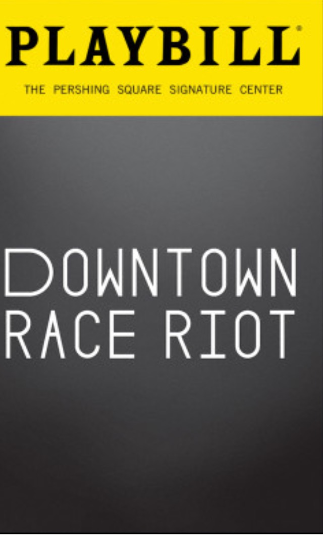 Downtown Race Riot