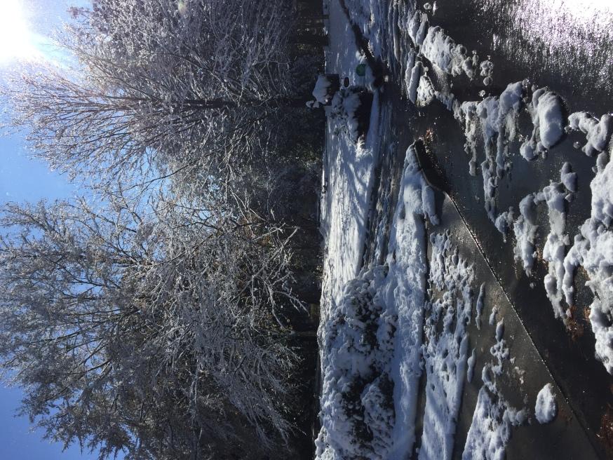 Icyside walks
