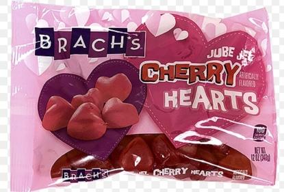 Brach's Cherry Hearts