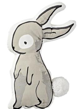 Land of nods bunny pillow