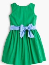 JCrew Colorblock dress