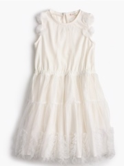 JCrew Tulle dress