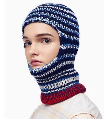 Calvin Klein, Knit balaclava