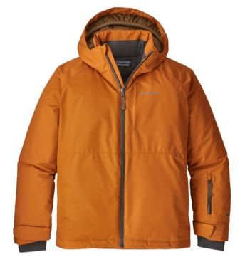 Patagonia, boys' Snowshot jacket