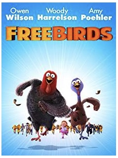 Free birds, rated PG