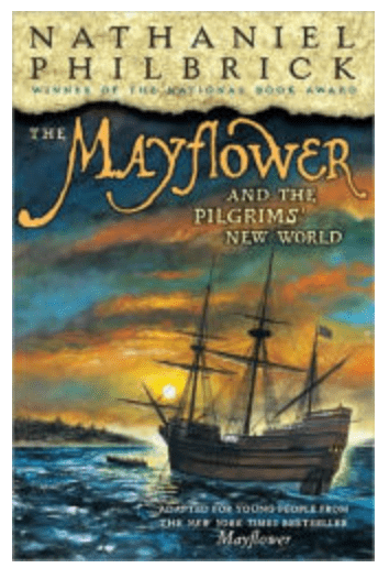 Mayflower & pilgrims new world, for 10-14 year olds