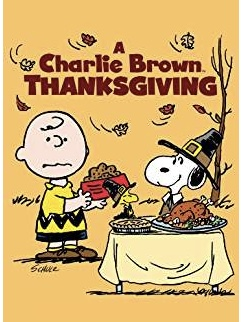 Charlie Brown Thanksgiving, rated PG