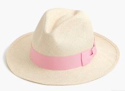 J Crew, Panama hat