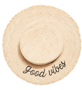 Guess, Straw hat