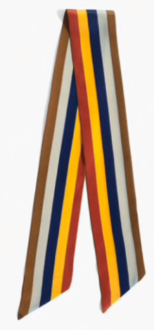 Madewell, silk bandana
