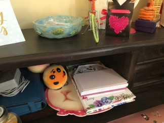Play and homework space